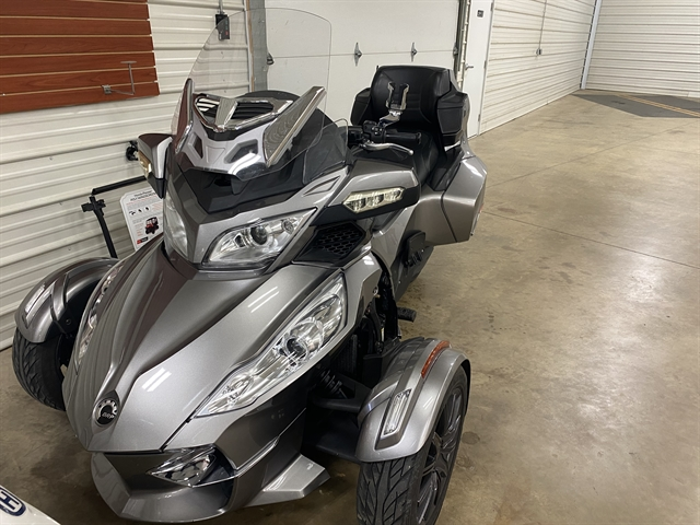 2013 Can-Am Spyder RT-S at Southern Illinois Motorsports