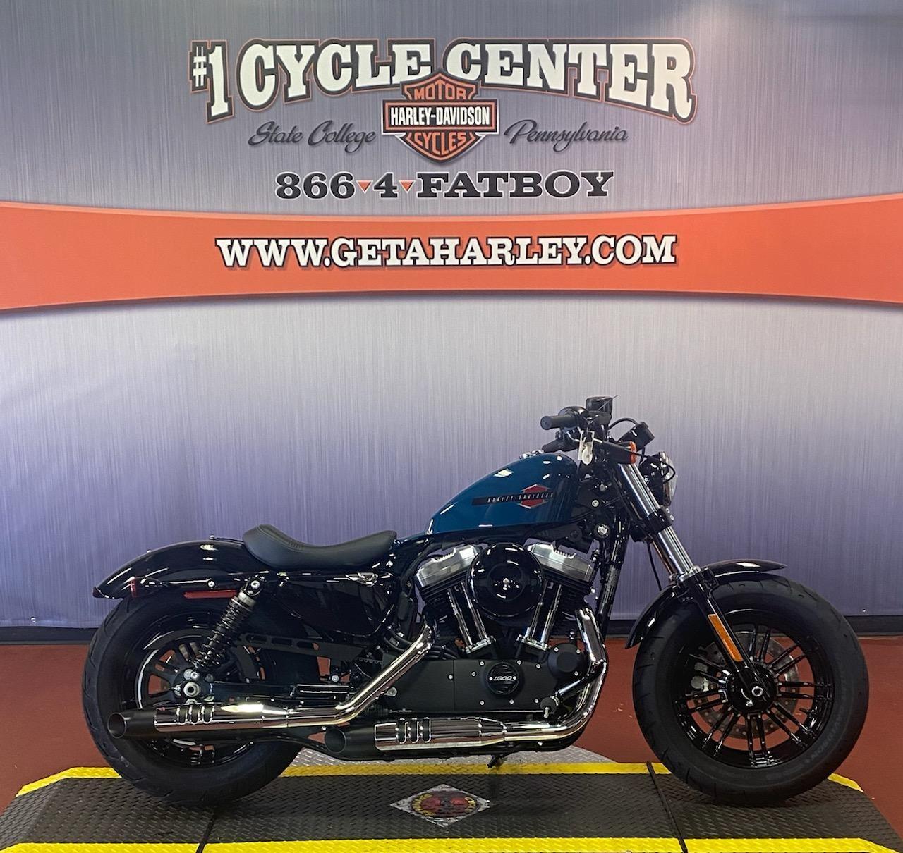 2021 Harley-Davidson Cruiser XL 1200X Forty-Eight at #1 Cycle Center Harley-Davidson
