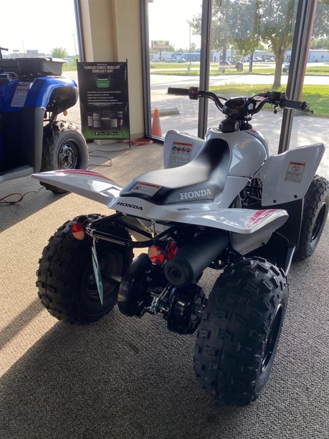 2021 Honda TRX 90X at Dale's Fun Center, Victoria, TX 77904