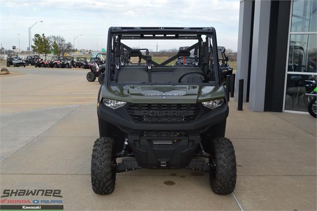 2021 Polaris Ranger Crew 1000 Base at Shawnee Honda Polaris Kawasaki
