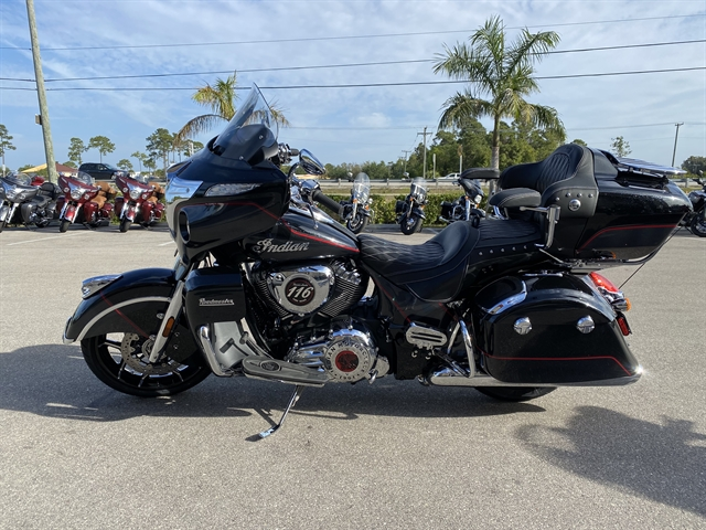 2020 Indian Roadmaster Elite at Fort Myers