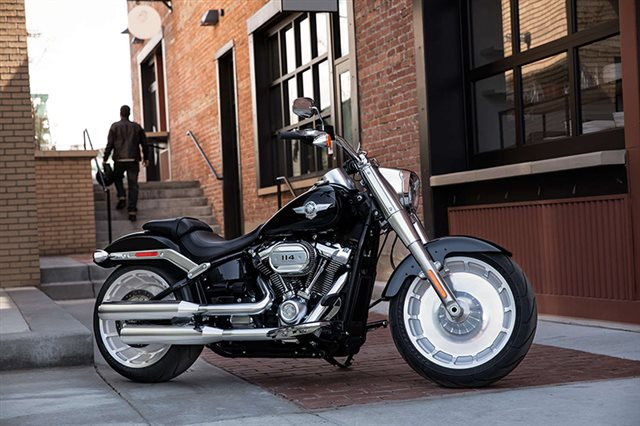 2019 Harley-Davidson Softail Fat Boy 114 at Columbia Powersports Supercenter