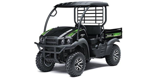 2021 Kawasaki Mule SX FI 4x4 XC LE at ATVs and More