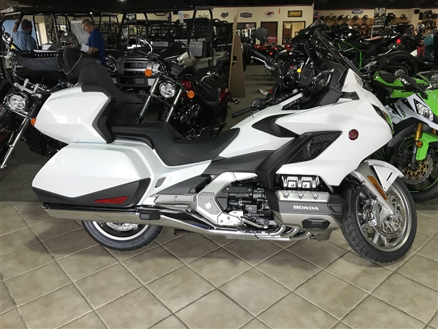 2018 Honda Gold Wing Tour DCT at Dale's Fun Center, Victoria, TX 77904