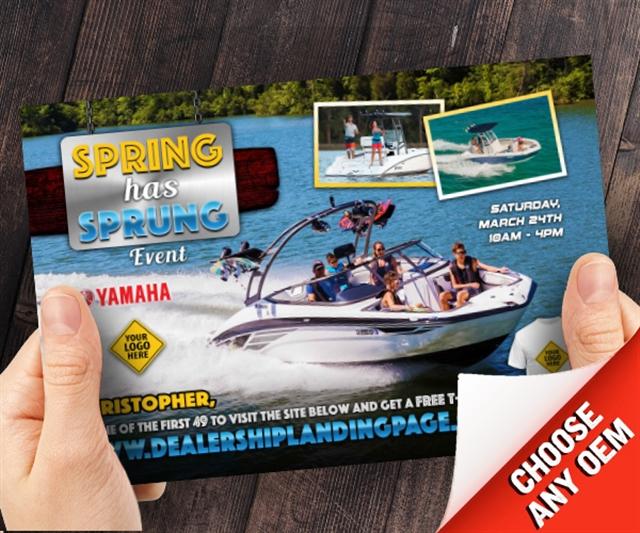 Spring has Sprung Marine at PSM Marketing - Peachtree City, GA 30269