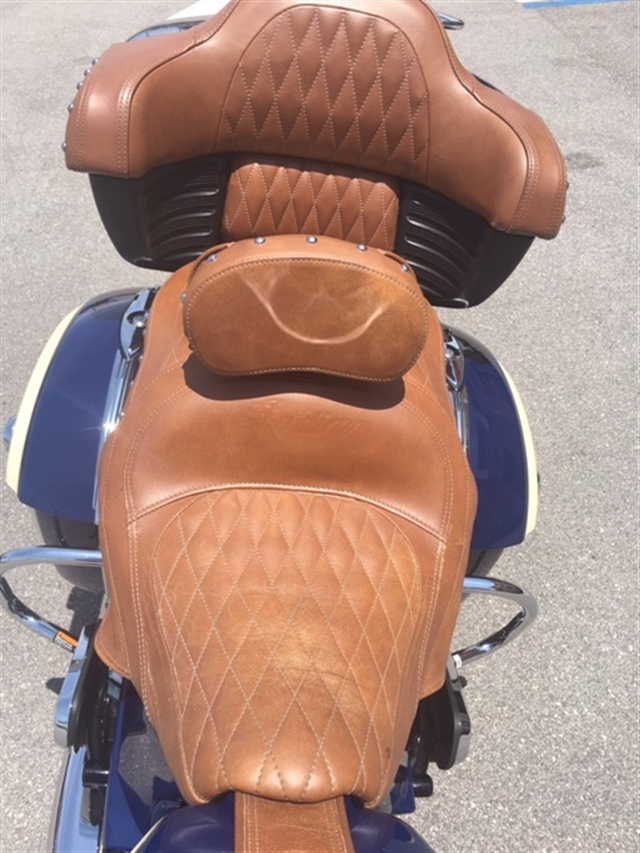 2016 Indian Roadmaster Base at Stu's Motorcycles, Fort Myers, FL 33912