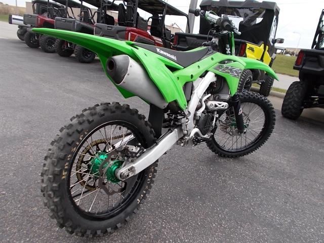 2018 Kawasaki KX 250F at Nishna Valley Cycle, Atlantic, IA 50022
