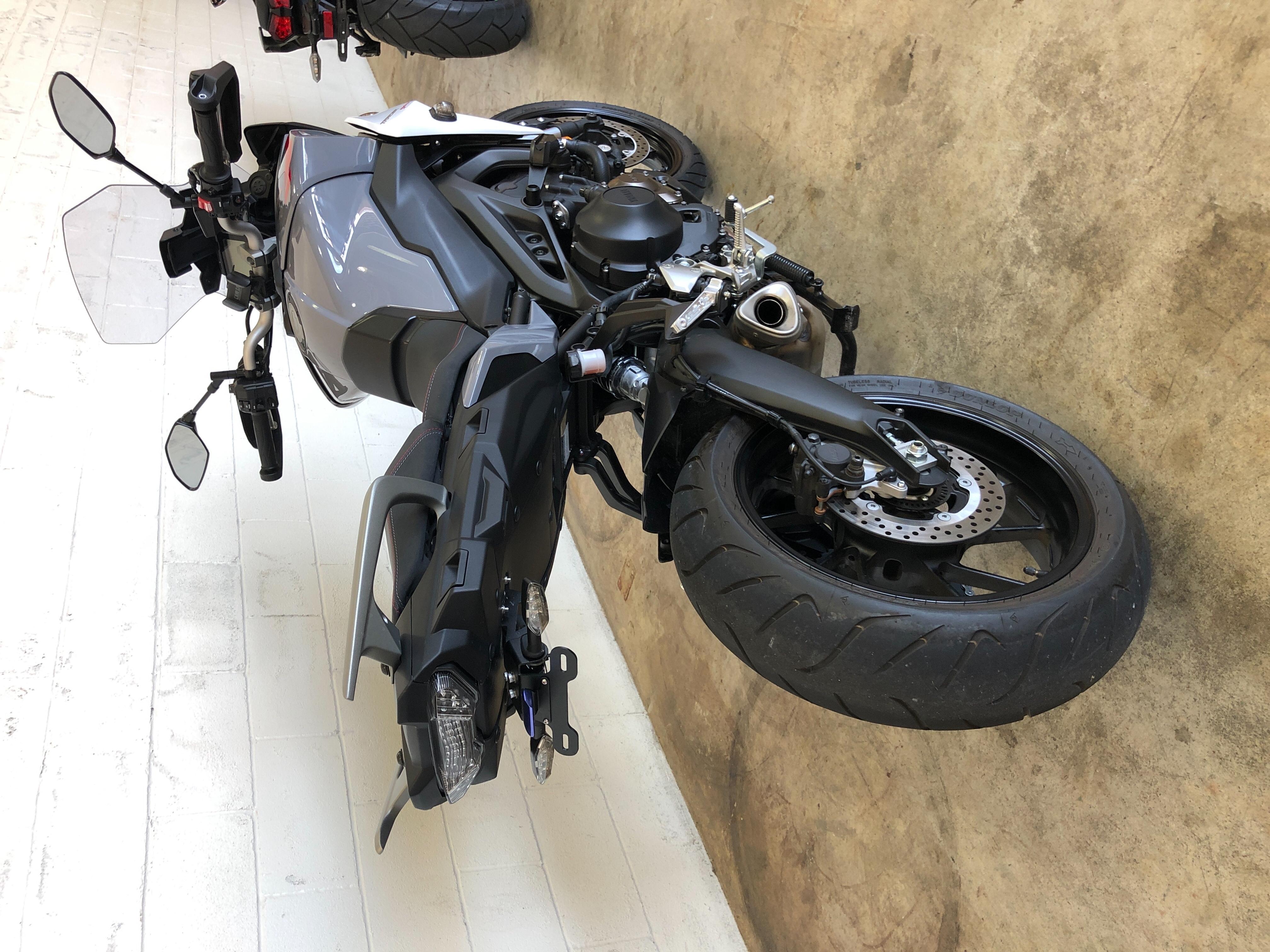 2019 Yamaha Tracer 900 at Twisted Cycles