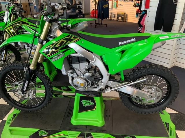 2021 Kawasaki KX 450X at Jacksonville Powersports, Jacksonville, FL 32225