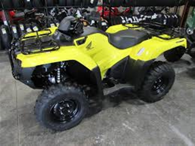 2018 Honda FourTrax Rancher 4X4 Automatic DCT IRS EPS at Kent Motorsports, New Braunfels, TX 78130