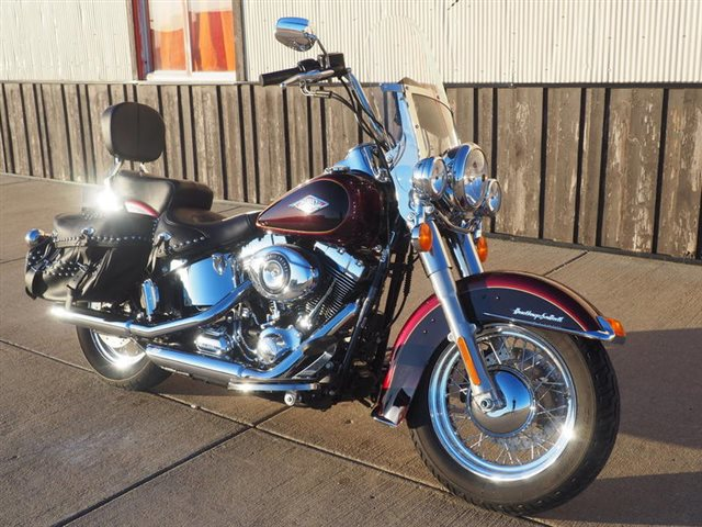 2015 Harley-Davidson Softail Heritage Softail Classic at Loess Hills Harley-Davidson