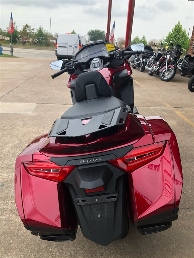 2018 Honda Gold Wing Base at Wild West Motoplex