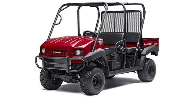 2021 Kawasaki Mule 4010 Trans4x4 at Wild West Motoplex