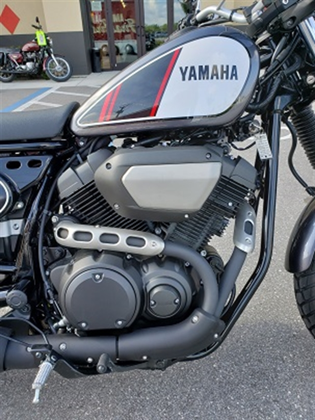 2017 Yamaha SCR 950 at Fort Myers