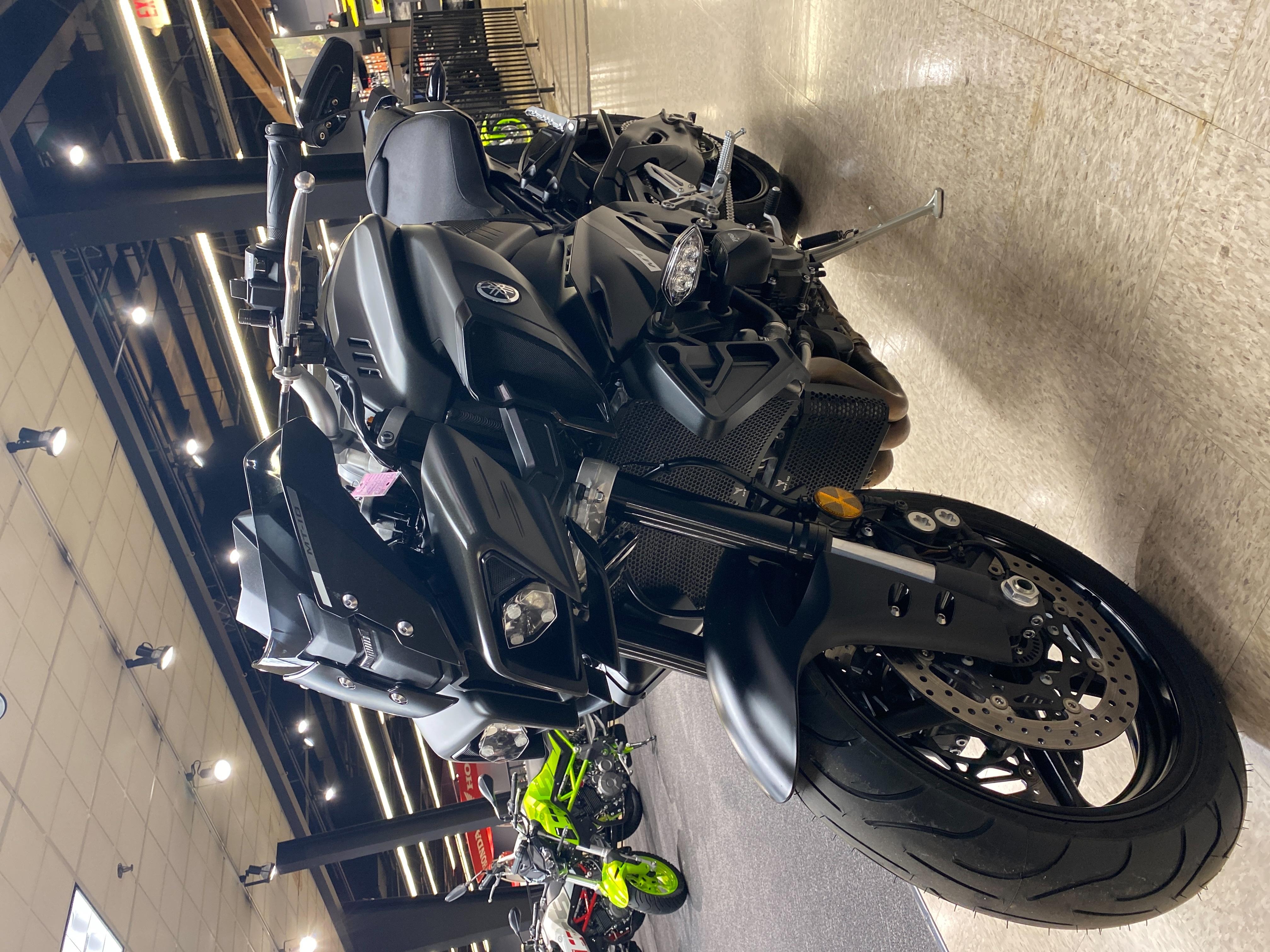 2020 Yamaha MT-10 10 at Sloans Motorcycle ATV, Murfreesboro, TN, 37129