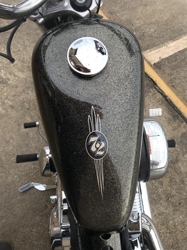 2016 Harley-Davidson Sportster Seventy-Two at Texarkana Harley-Davidson