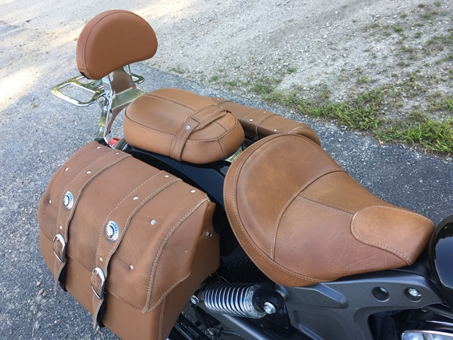 2016 Indian Scout Base at Randy's Cycle, Marengo, IL 60152