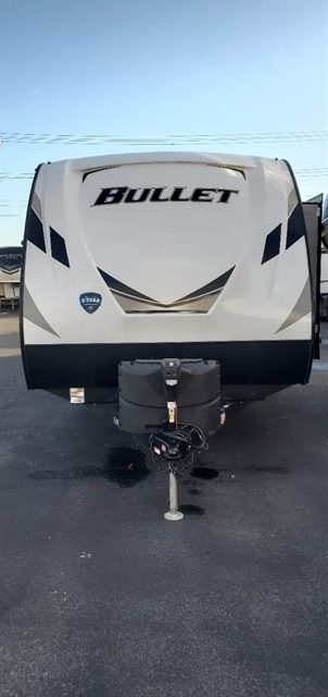 2020 Keystone Bullet (East) 261RBS at Youngblood Powersports RV Sales and Service
