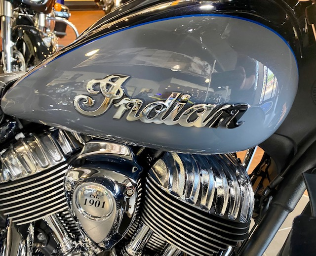 2021 Indian Roadmaster Roadmaster at Shreveport Cycles
