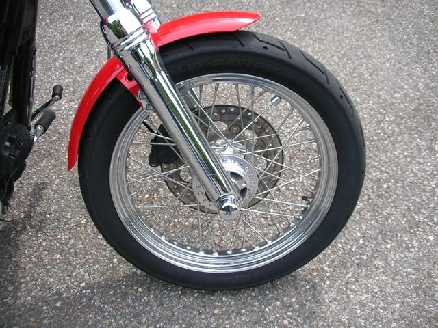 2010 Harley-Davidson Dyna Glide Super Glide Custom at Hampton Roads Harley-Davidson