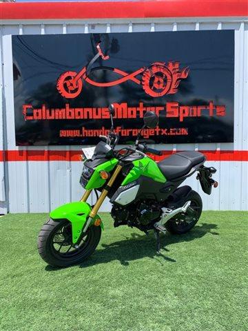 2020 Honda Grom Base at Columbanus Motor Sports, LLC