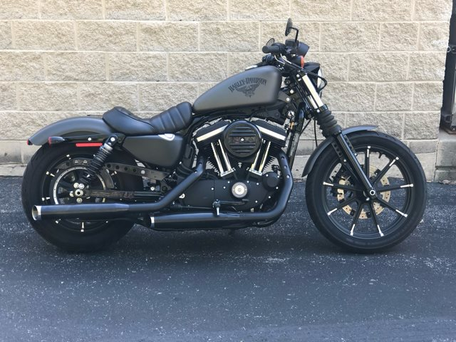 2018 Harley-Davidson Sportster Iron 883 at Bluegrass Harley Davidson, Louisville, KY 40299
