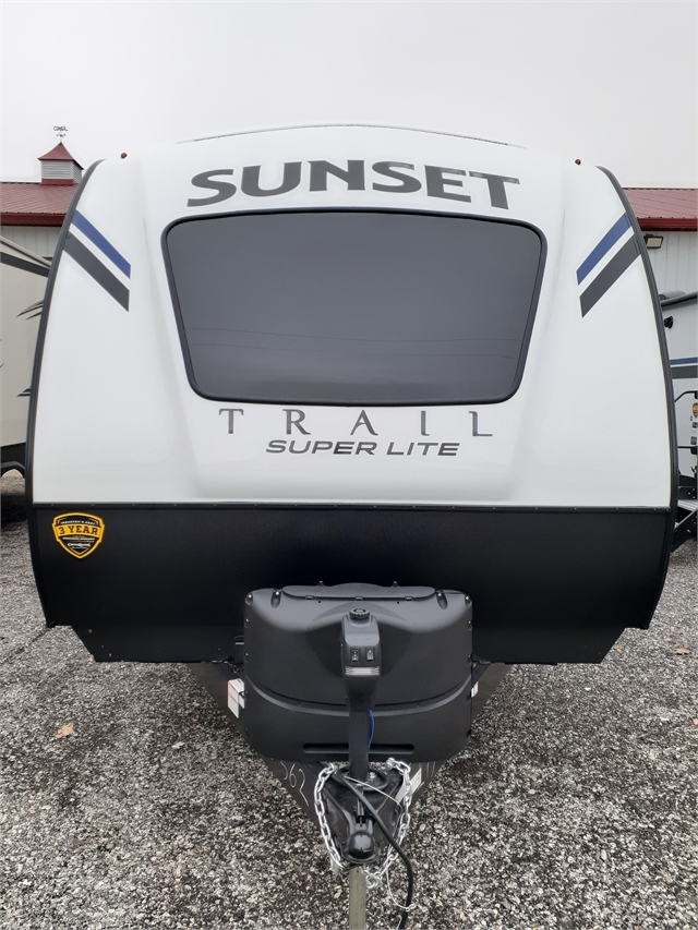 2020 CrossRoads Sunset Trail Super Lite SS285CK at Lee's Country RV