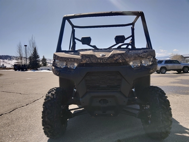 2021 Can-Am Defender DPS HD8 at Power World Sports, Granby, CO 80446