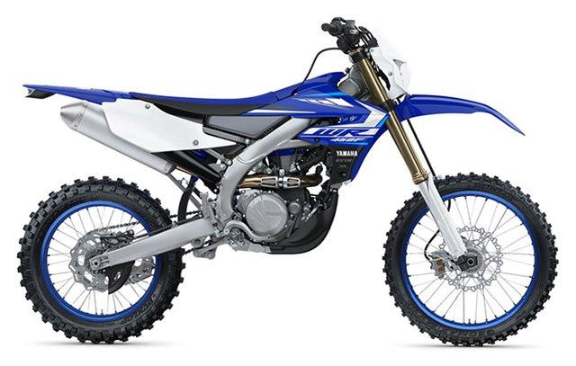 2020 Yamaha WR 450F at Kodiak Powersports & Marine