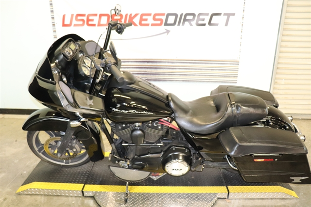 2012 Harley-Davidson Road Glide Custom at Used Bikes Direct