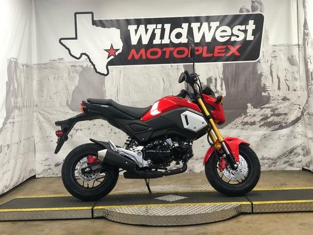 2020 Honda Grom Base at Wild West Motoplex