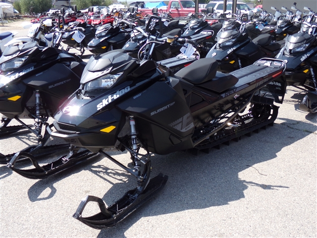2019 Ski-Doo SUMMIT 850 165 3-S $239/month at Power World Sports, Granby, CO 80446