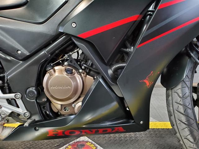 2018 Honda CBR300R ABS at Used Bikes Direct