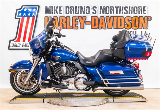 2009 Harley-Davidson Electra Glide Ultra Classic at Mike Bruno's Northshore Harley-Davidson