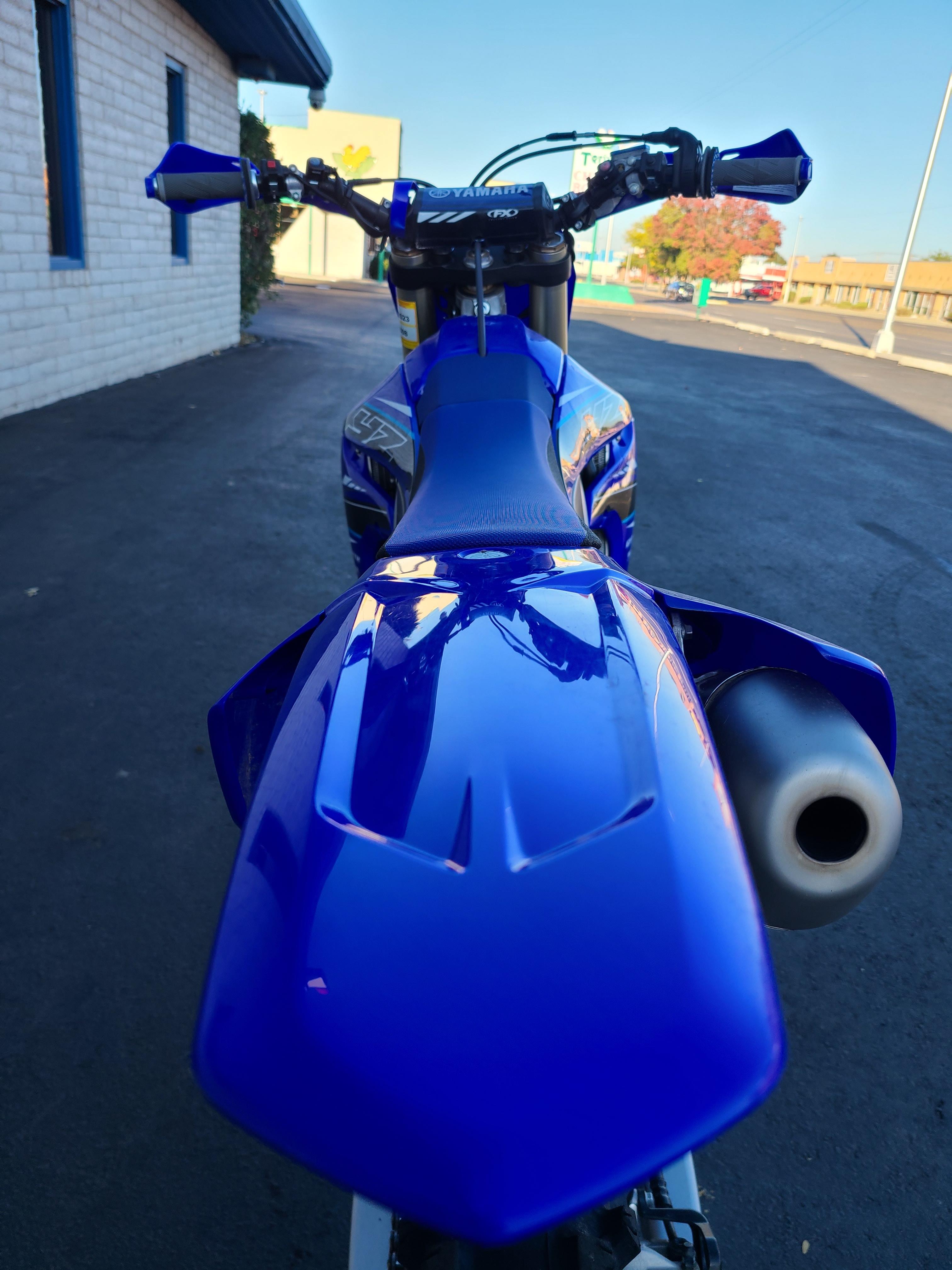 2021 Yamaha YZ 450F at Bobby J's Yamaha, Albuquerque, NM 87110