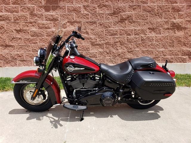2020 Harley-Davidson FLHCS Heritage Classic 114 at Legacy Harley-Davidson