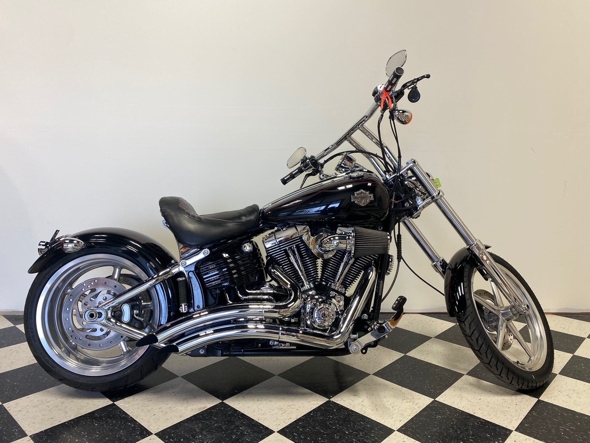 2008 Harley-Davidson Softail Rocker C at Deluxe Harley Davidson
