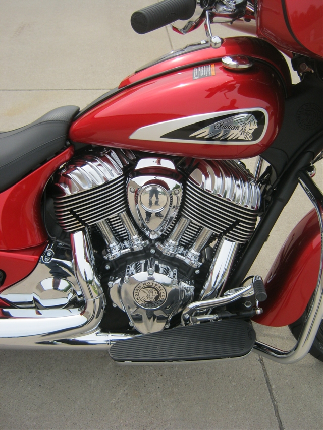 2019 Indian Motorcycle Chieftain Limited at Brenny's Motorcycle Clinic, Bettendorf, IA 52722