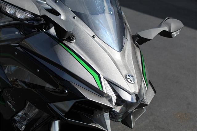 2019 Kawasaki Ninja H2 SX SE+ at Aces Motorcycles - Fort Collins