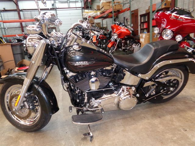 2009 Harley-Davidson FLSTF - Softail Fat Boy at MineShaft Harley-Davidson