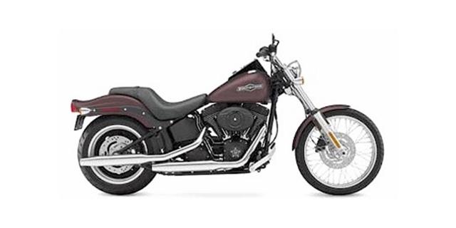 2008 Harley-Davidson Softail Night Train at Twisted Cycles
