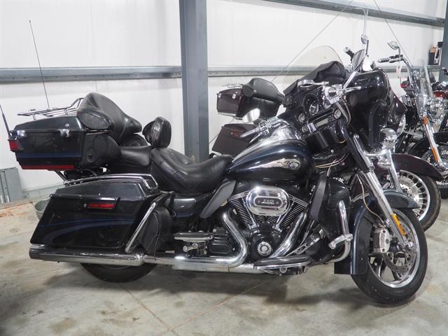 2013 Harley-Davidson Electra Glide CVO Ultra Classic 110th Anniversary Edition at Loess Hills Harley-Davidson