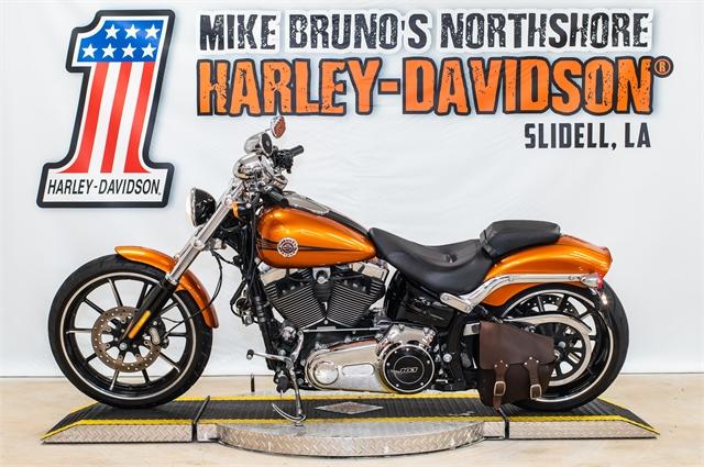 2014 Harley-Davidson Softail Breakout at Mike Bruno's Northshore Harley-Davidson