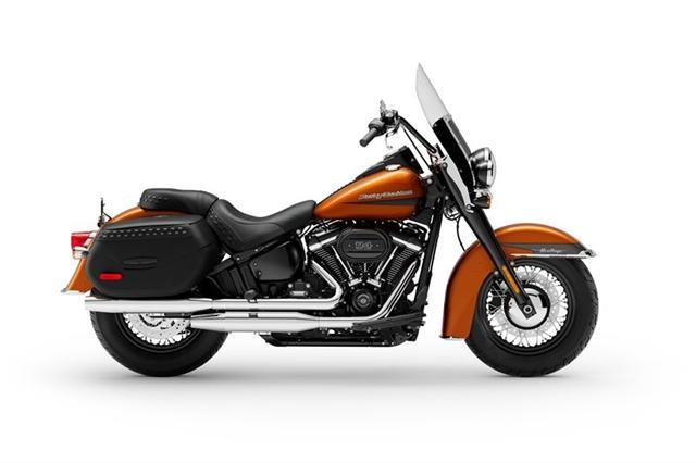 2020 Harley-Davidson Touring Heritage Classic 114 at M & S Harley-Davidson