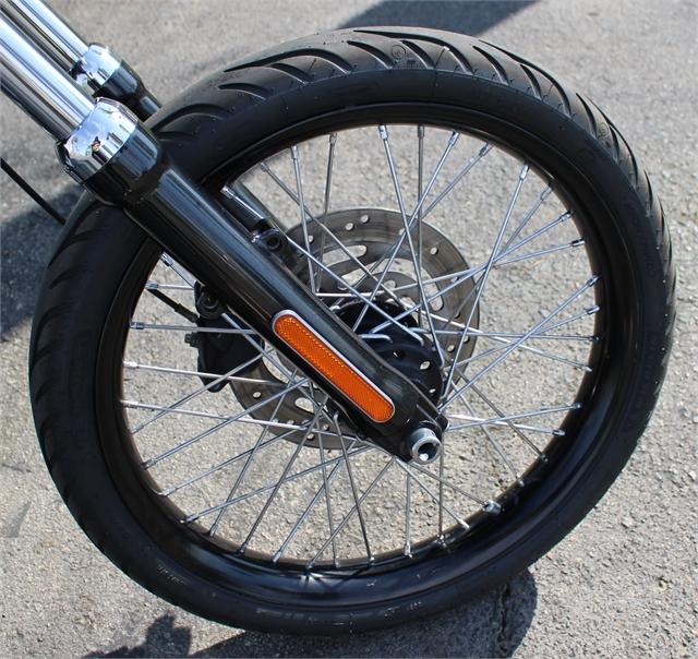 2013 Harley-Davidson Softail Blackline at Quaid Harley-Davidson, Loma Linda, CA 92354