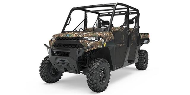 2019 Polaris Ranger Crew® XP 1000 EPS Premium Polaris Pursuit® Camo at Waukon Power Sports, Waukon, IA 52172