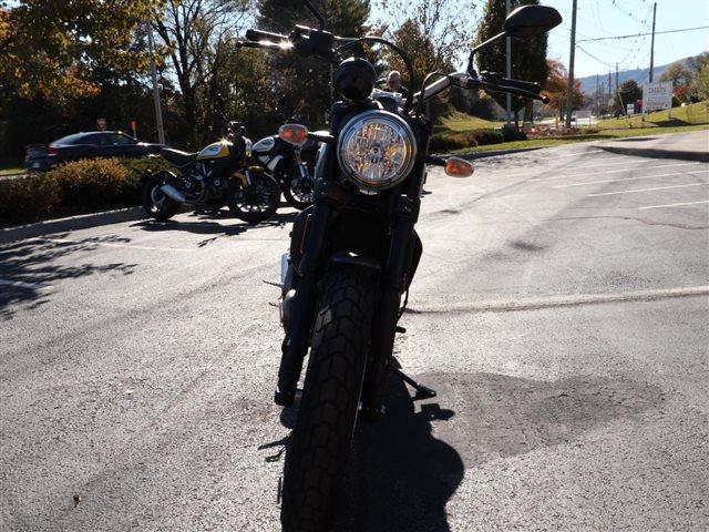 2018 Ducati Scrambler Street Classic at Frontline Eurosports