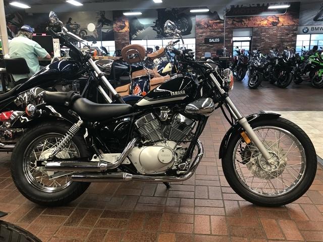 2021 Yamaha V Star 250 at Wild West Motoplex