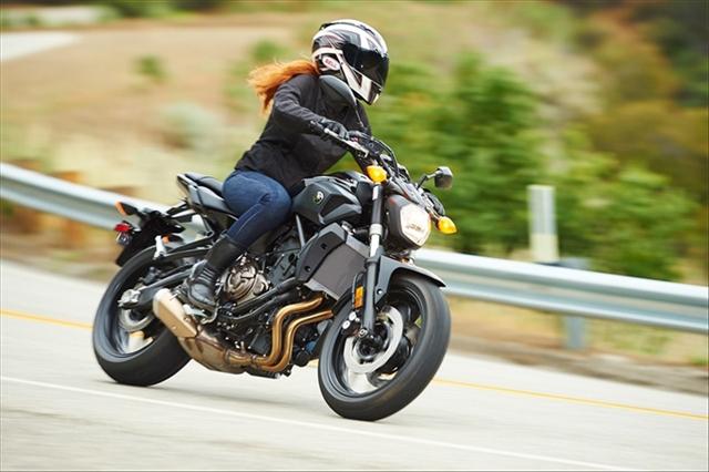 2016 Yamaha FZ 07 at Thornton's Motorcycle - Versailles, IN