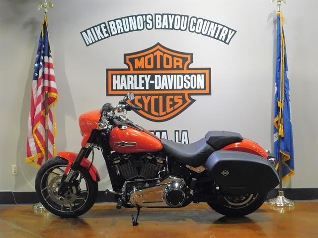 2020 Harley-Davidson Softail Sport Glide at Mike Bruno's Bayou Country Harley-Davidson